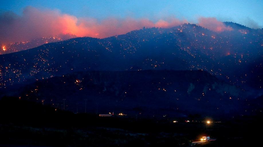 1aa8abf2-California Wildfires