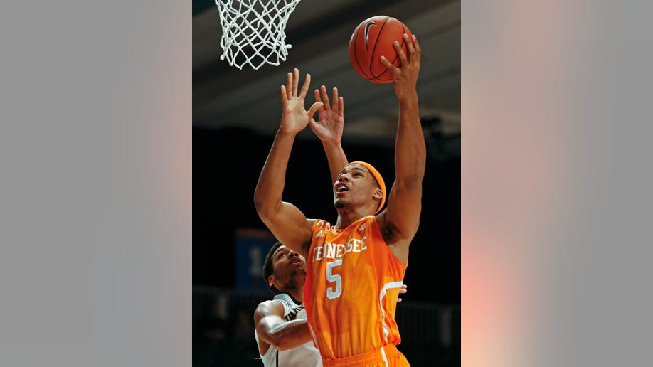 Tennessee Wake Forest Basketball