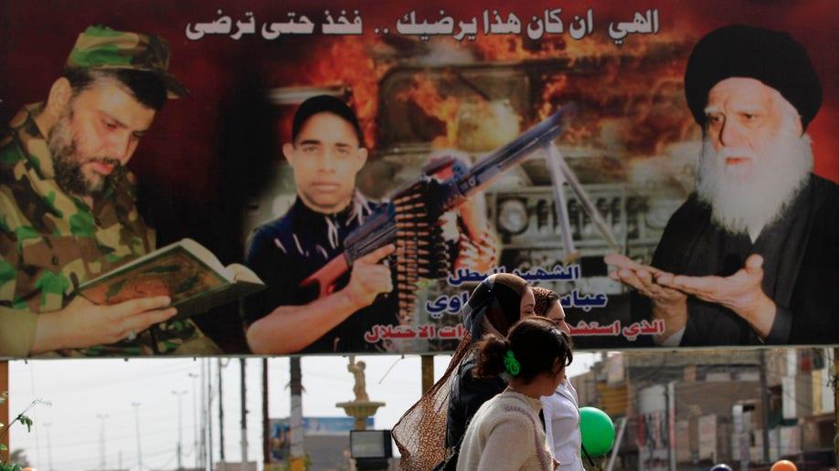 Mideast Iraq Threats on the Doorstep