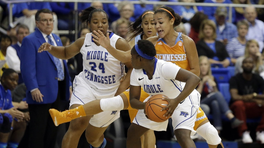 95f1783a-Tennessee Middle Tennessee Basketball