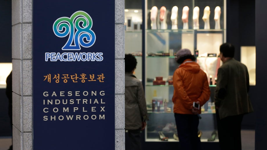 South Korea Koreas Kaesong Business