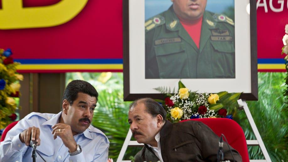 Nicaragua Venezuela Fading Influence