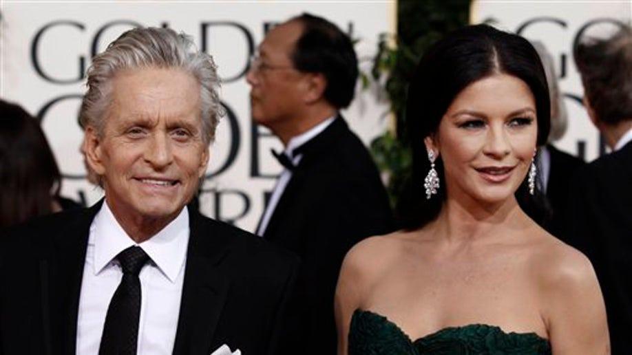 Golden Globe Awards - Arrivals