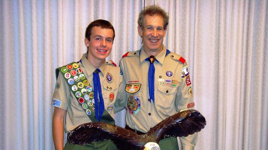 79951058-Boy Scouts Two Families