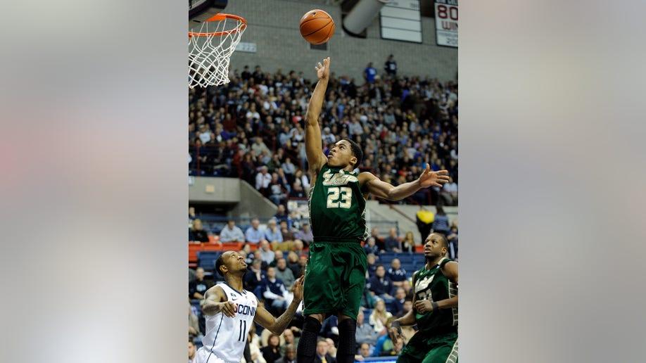 f13bf0f8-South Florida UConn Basketball