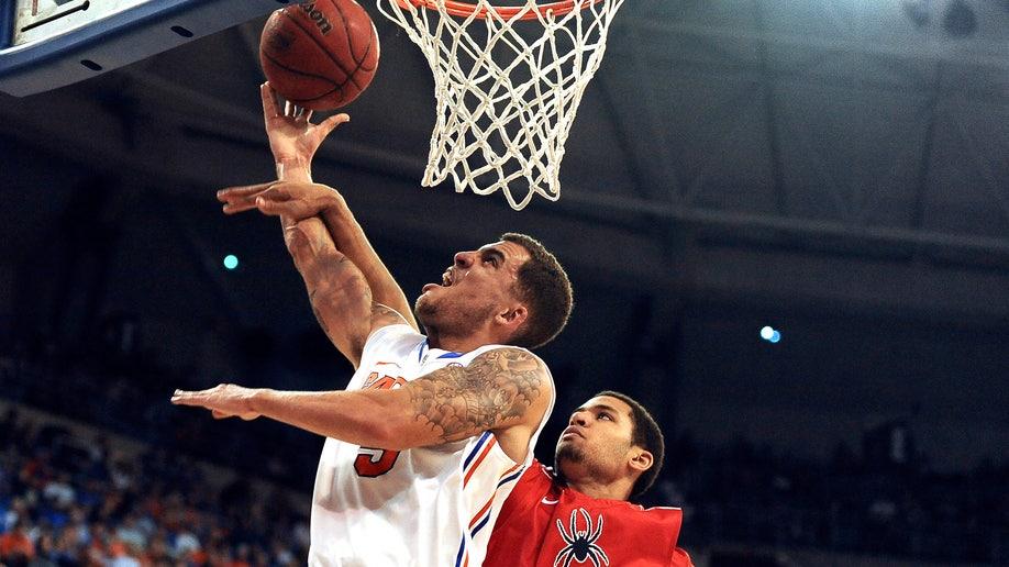 Richmond Florida Basketball