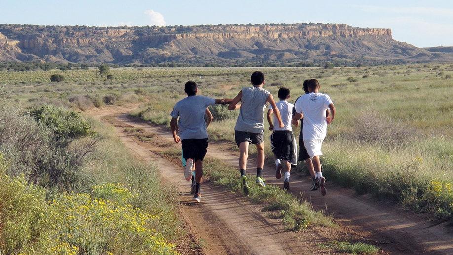 Tribal Running Tradition Athletics