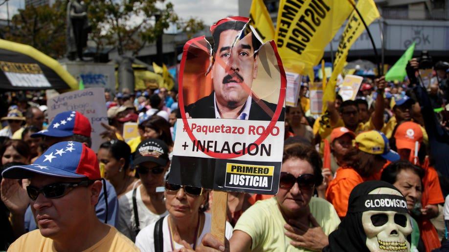 4224160c-Venezuela Protest