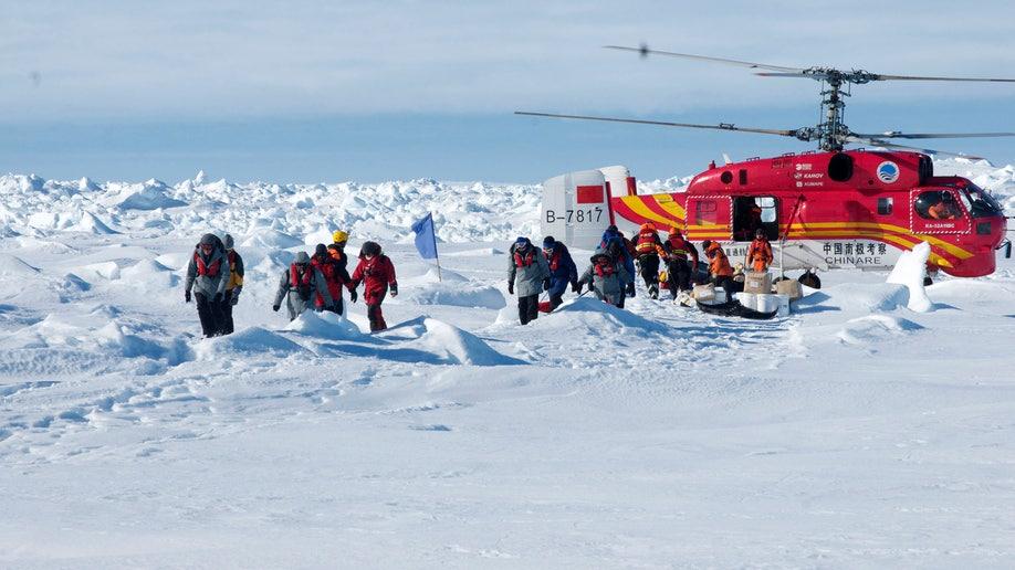 3c0f1539-Antarctica Icebound Ship