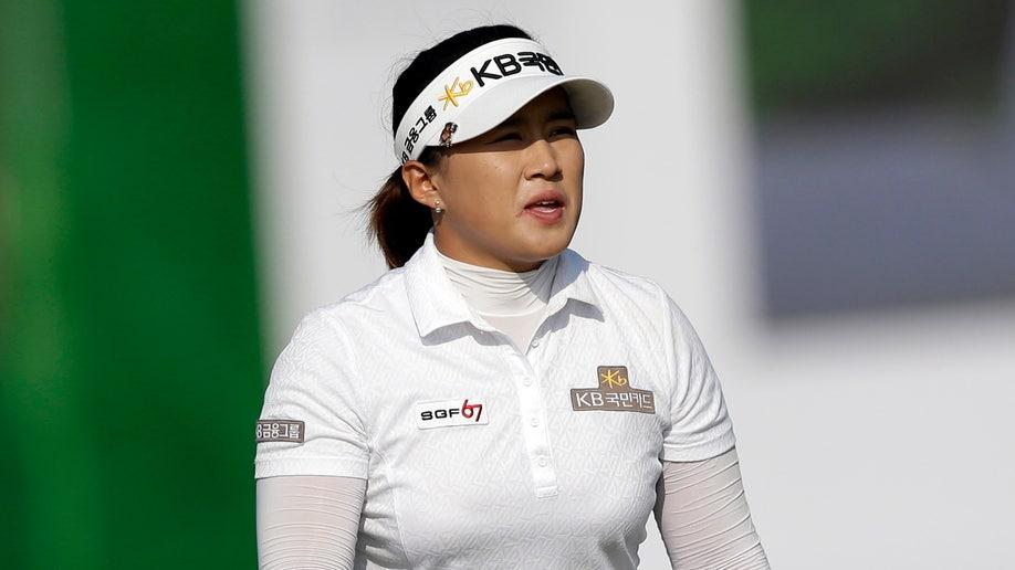 cfd0a534-South Korea Golf LPGA
