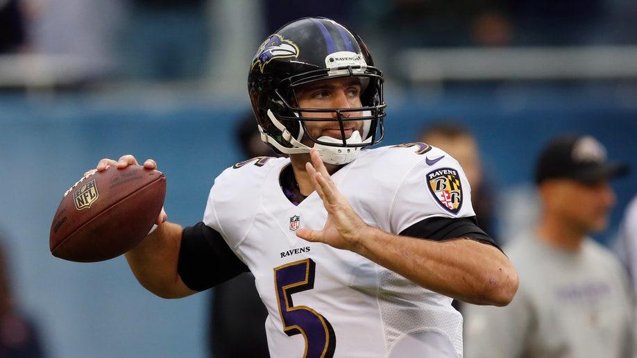 Ravens Bears Football