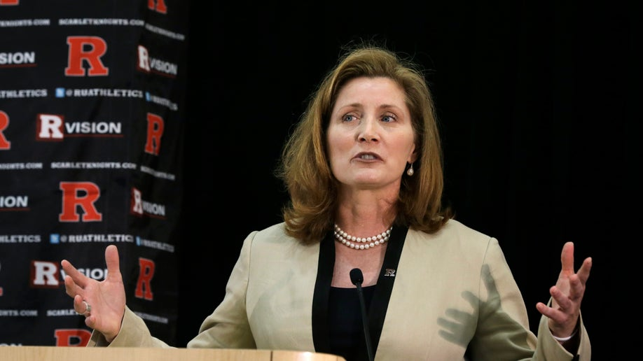 Rutgers Athletic Director Abuse