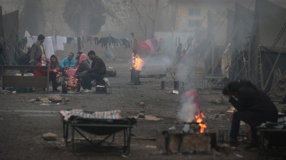 Bulgaria Balkans Syria Refugees