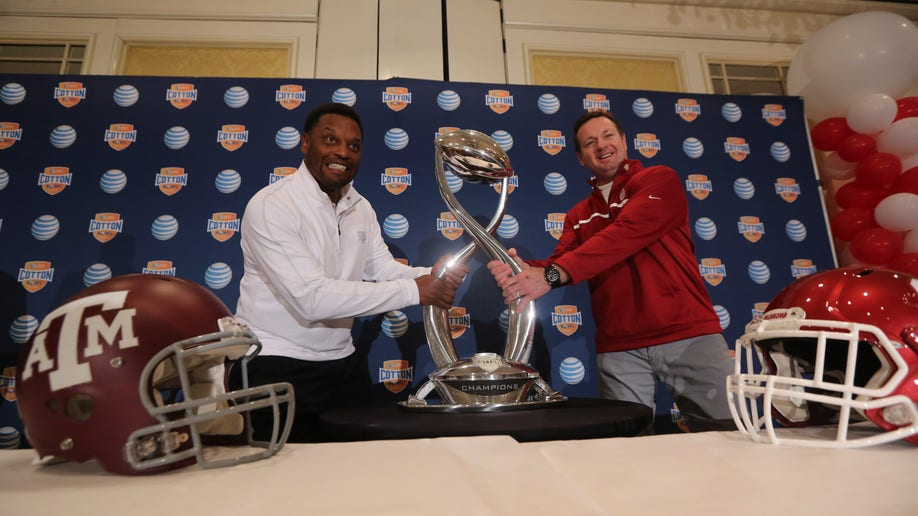 Cotton Bowl Coaches Football