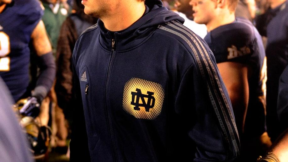 c6931307-USC Notre Dame Football