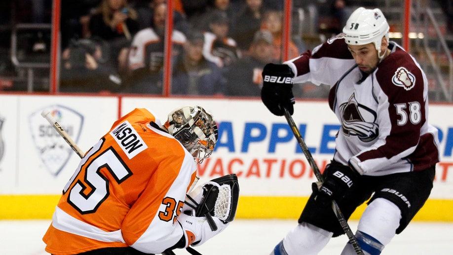 Avalanche Flyers Hockey
