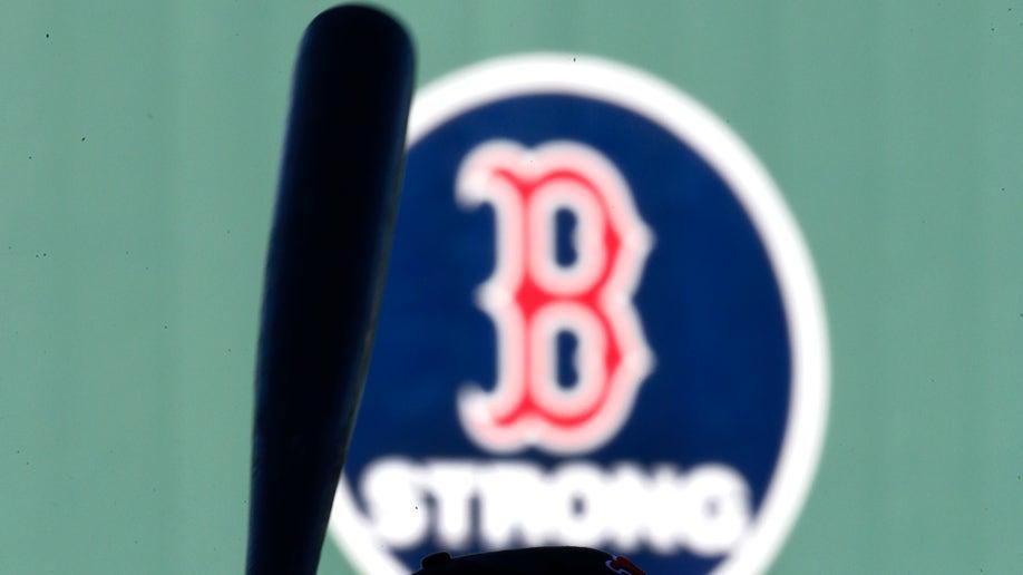 APTOPIX World Series Red Sox Baseball