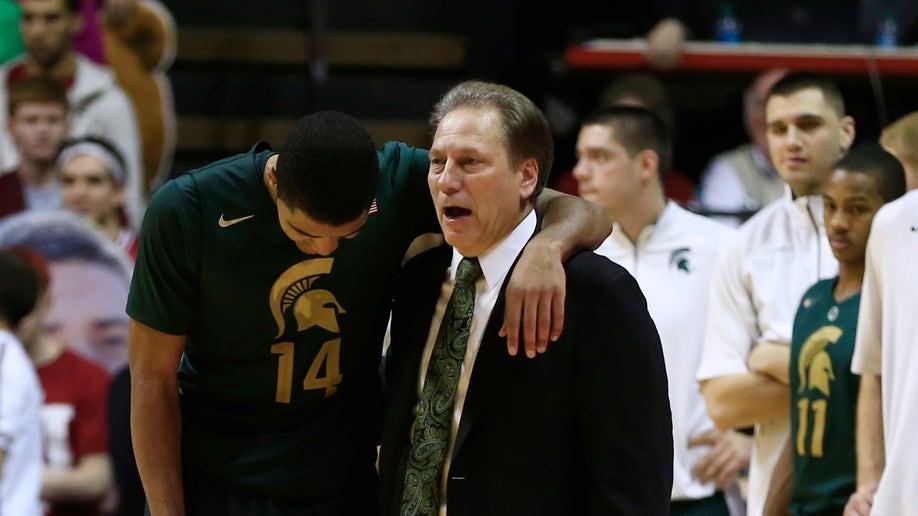 88ecdaee-Michigan St Indiana Basketball