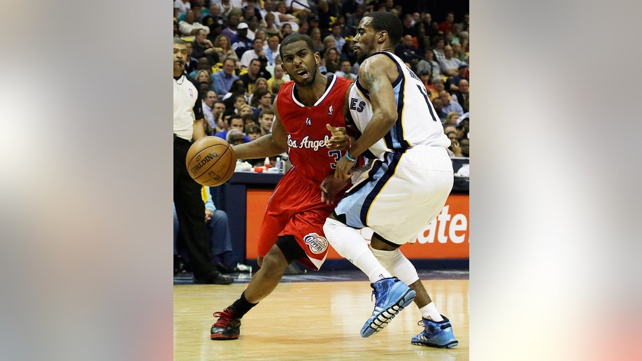 06bec155-Clippers Grizzlies Basketball
