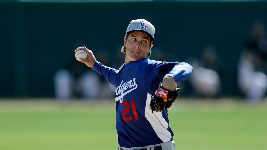 Dodgers White Sox Spring Baseball