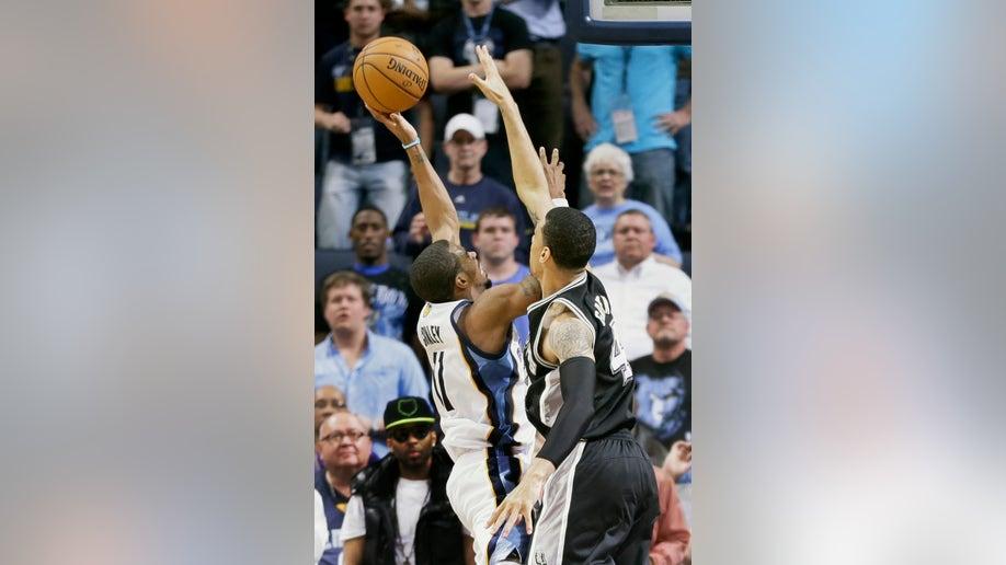 a77ac818-Spurs Grizzlies Basketball