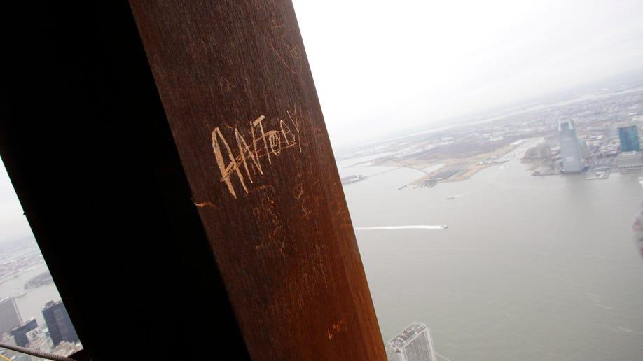 7c874bbd-World Trade Center Graffiti