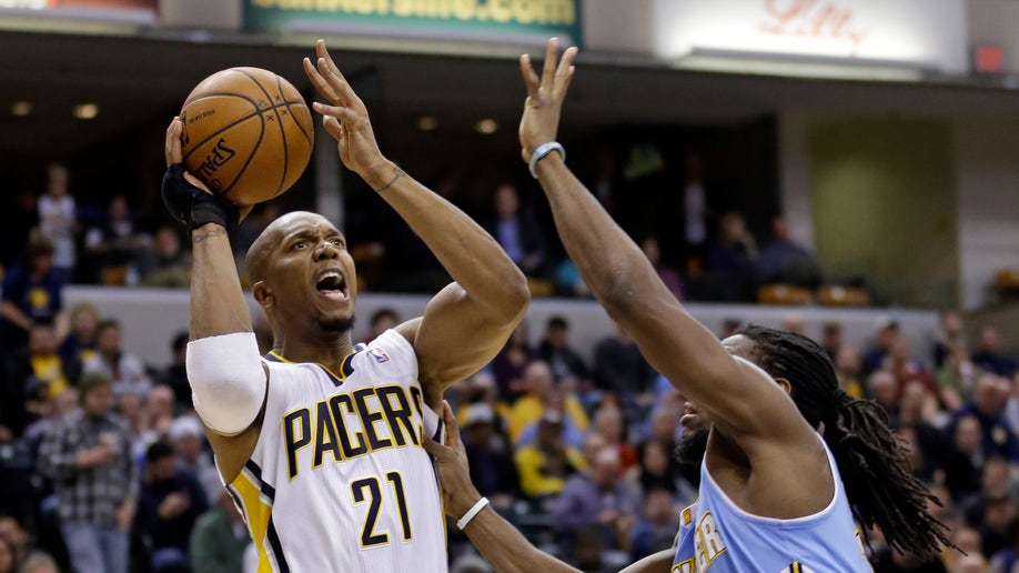 Nuggets Pacers Basketball