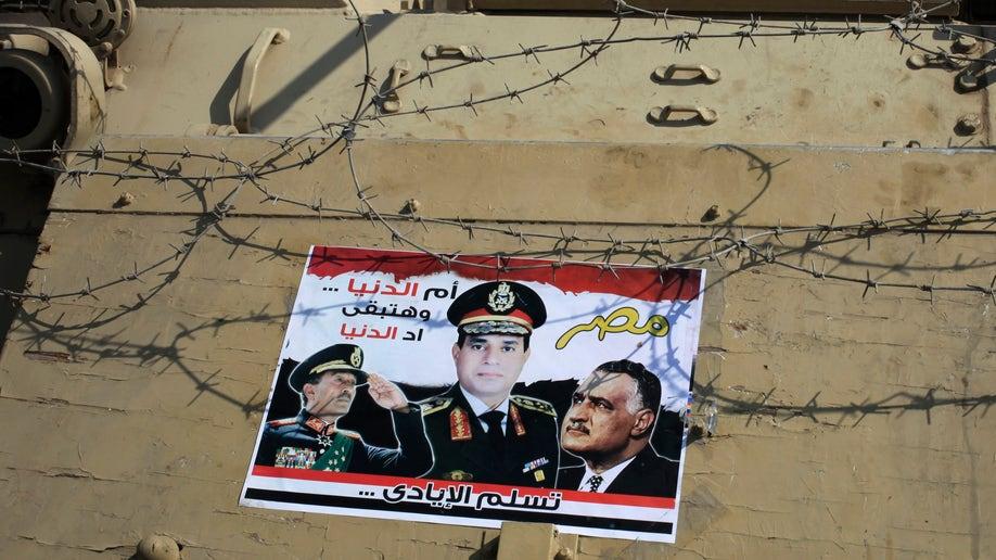 Mideast Egypt Constitution Debate