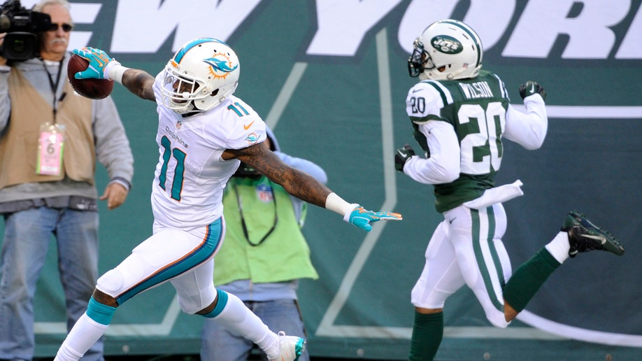 Dolphins Jets Football