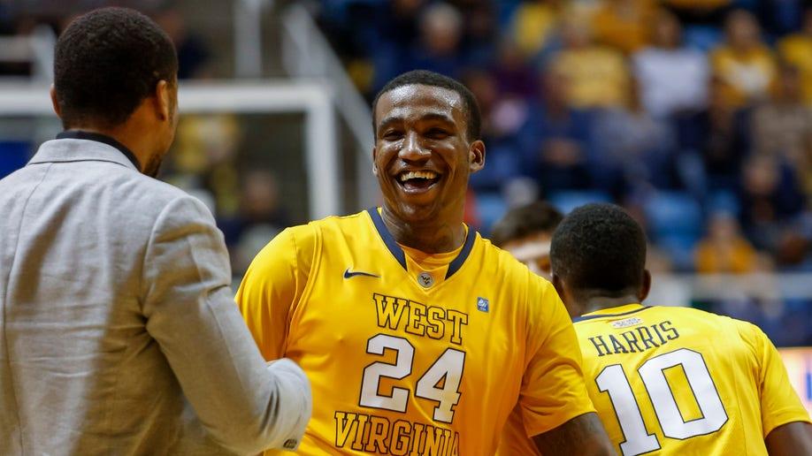 Radford West Virginia Basketball