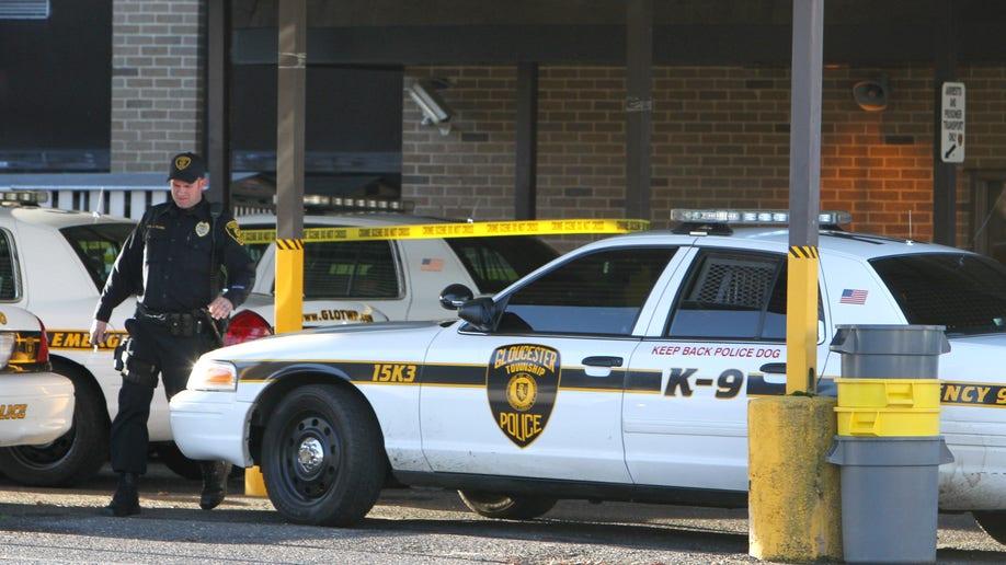 Police Station Shooting