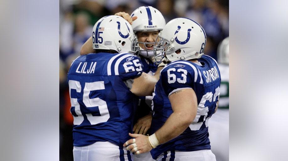Colts Torn Allegiances Football