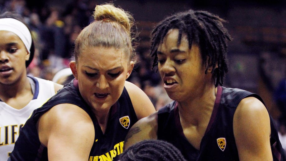 Arizona State California Basketball