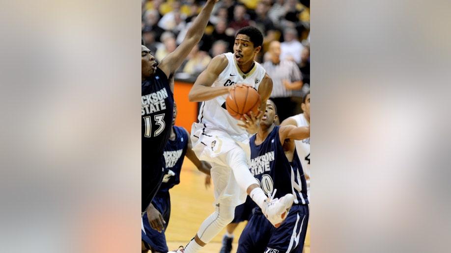 Jackson St Colorado Basketball