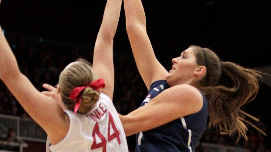 UConn Stanford Basketball