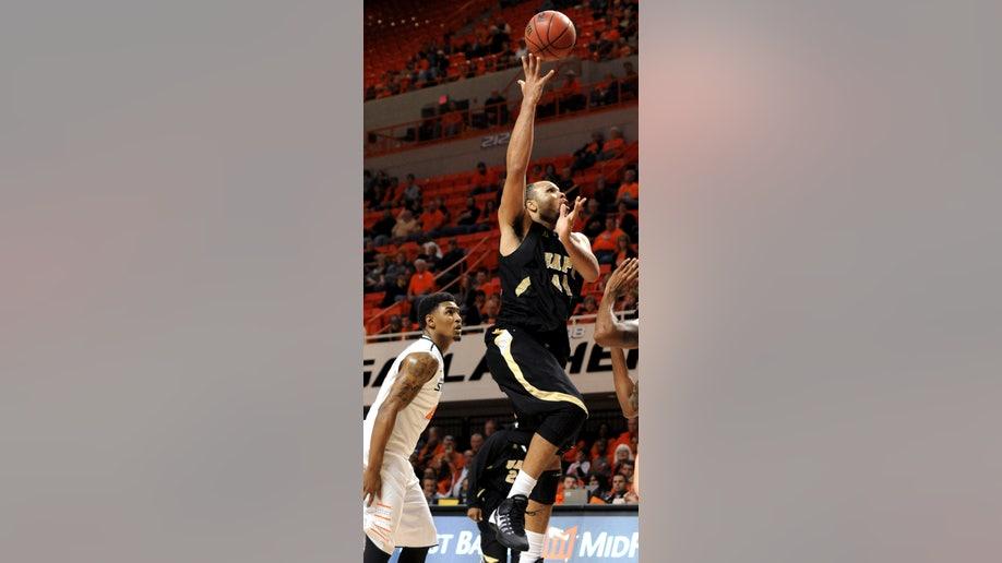 Ark Pine Bluff Oklahoma St Basketball