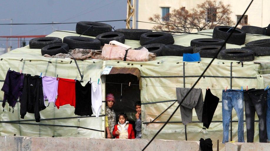 42ebb4b9-Mideast Lebanon Refugee Fears