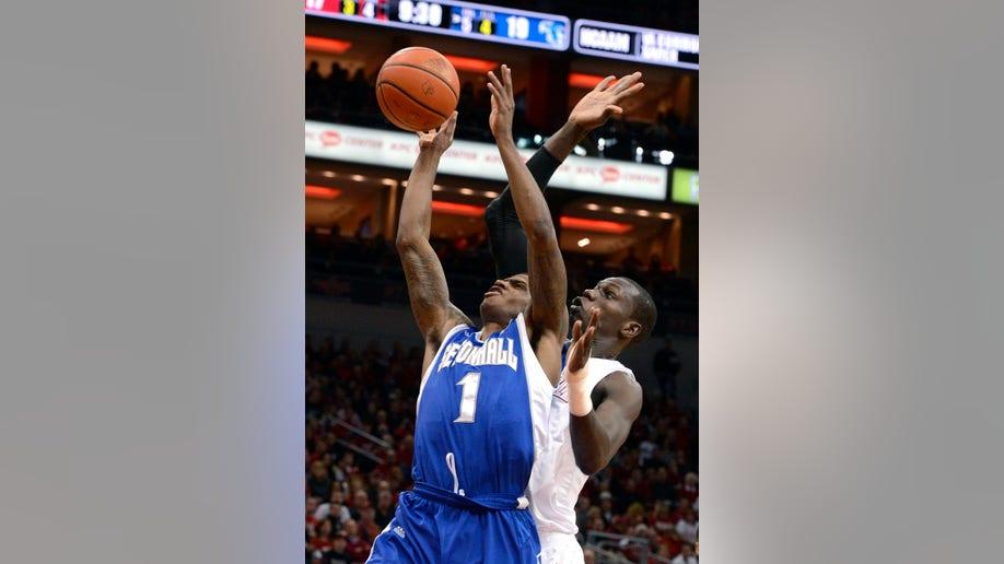 Seton Hall Louisville Basketball
