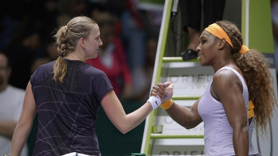 Turkey Tennis WTA Championship