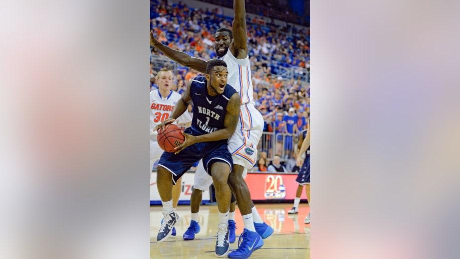 North Florida Florida Basketball T25