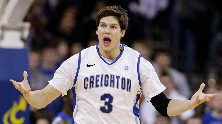 Indiana St Creighton Basketball