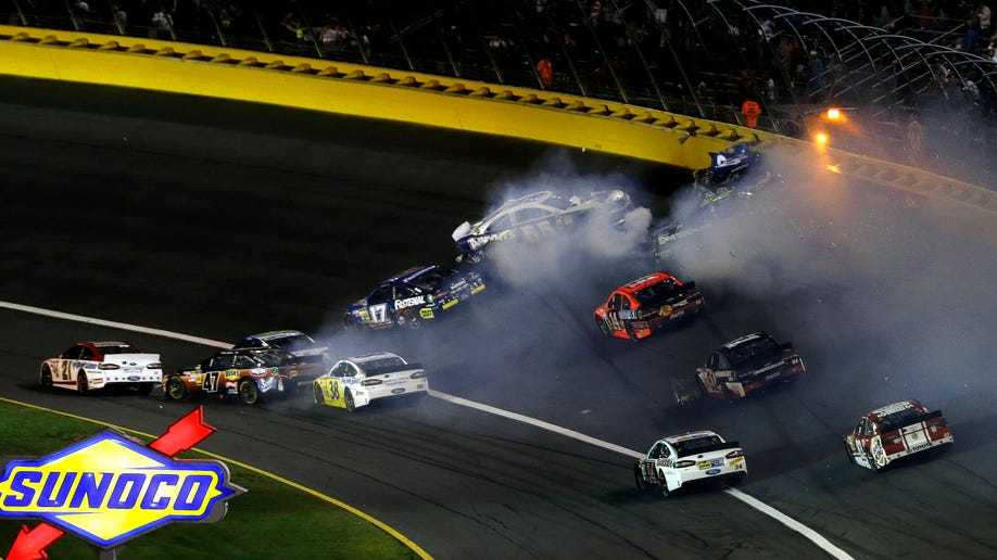 dc97af9b-NASCAR Charlotte Auto Racing
