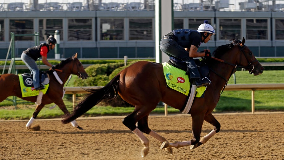 3d61c172-Kentucky Derby Horse Racing