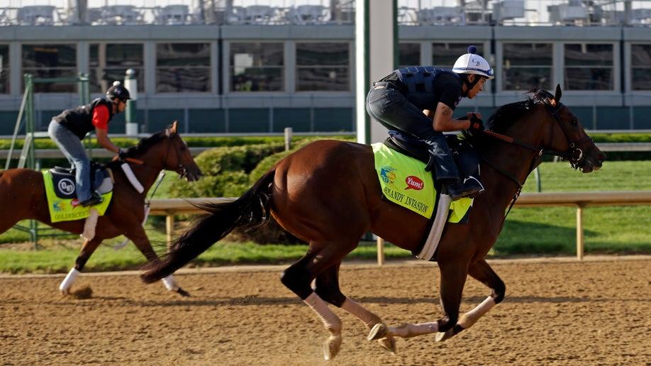 3d61c172-Kentucky Derby Horse Racing