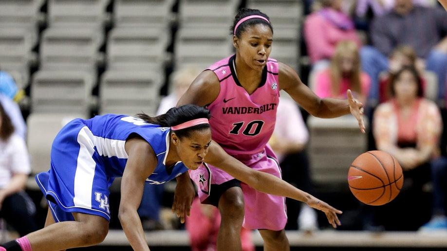 57394374-Kentucky Vanderbilt Basketball