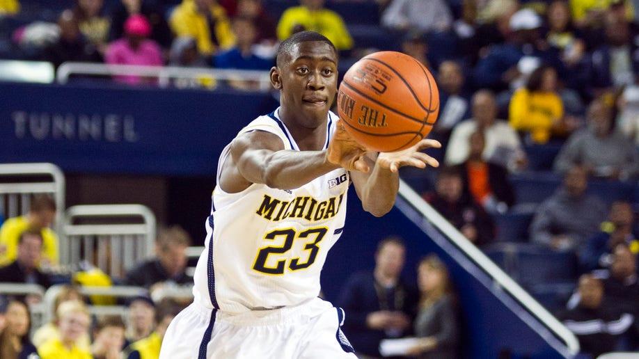 Wayne St Michigan Basketball
