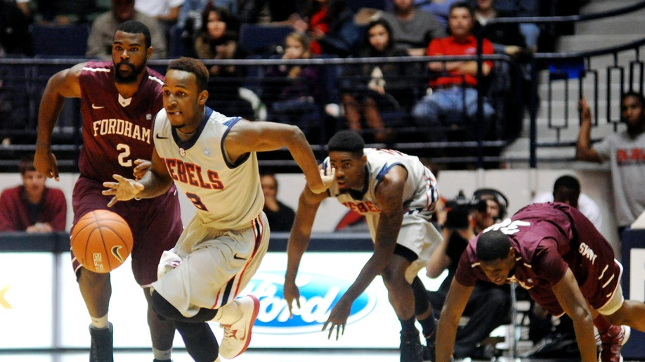 Fordham Mississippi Basketball