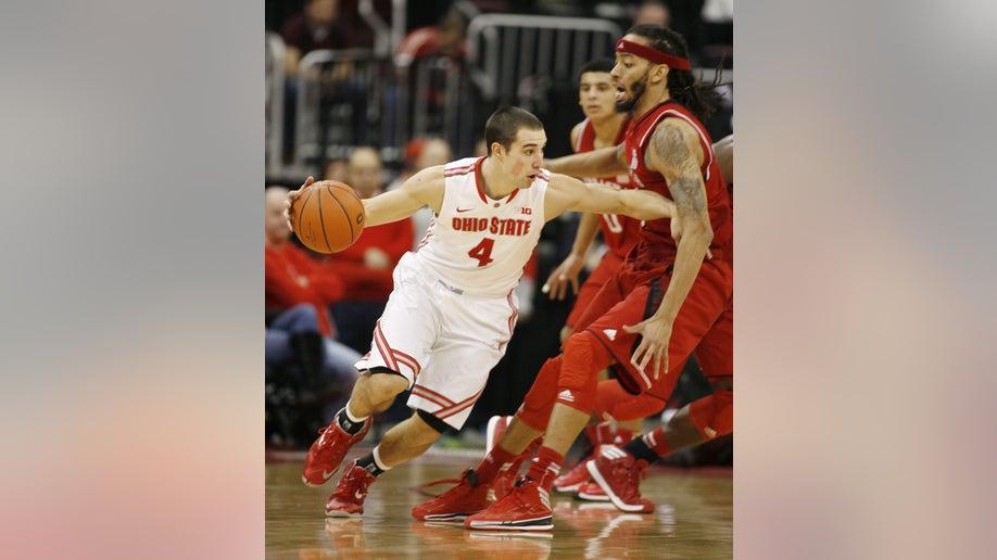 Nebraska Ohio State Basketball