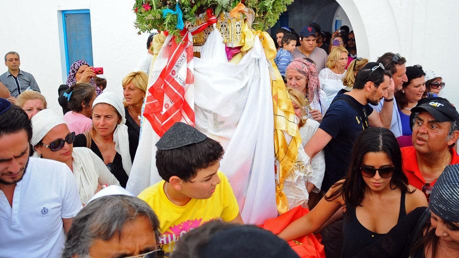 Tunisia Jewish Pilgrimage
