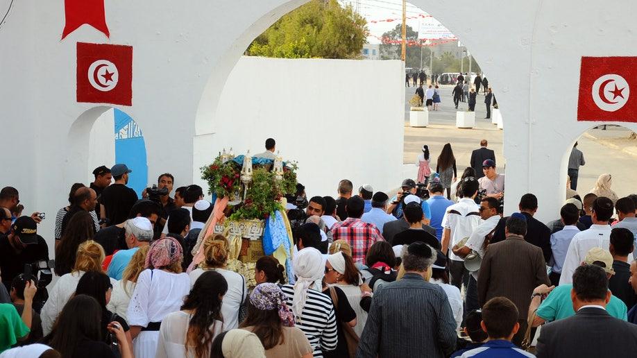 20aeaead-Tunisia Jewish Pilgrimage